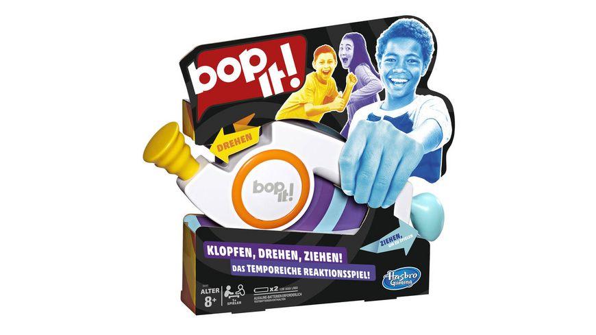 Hasbro Gaming - Bop It Elektronisches Spiel für Kinder ab 8 Jahren