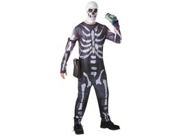 Rubies 3300195 Skull Trooper Fortnite Adult