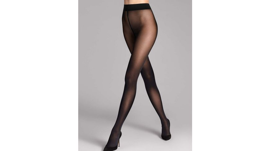 Wolford Damen Feinstrumpfhose Pure Tights 50 DEN