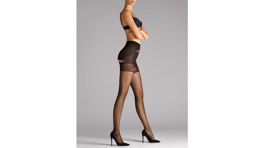 Wolford Feinstrumpfhose Synergy Push up Tights 20