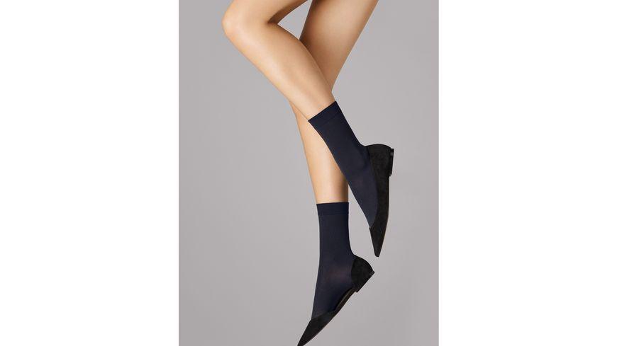 Wolford Damen Socken Cotton Socks