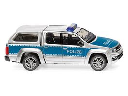 Wiking 0311 47 Polizei VW Amarok GP Comfortline 1 87