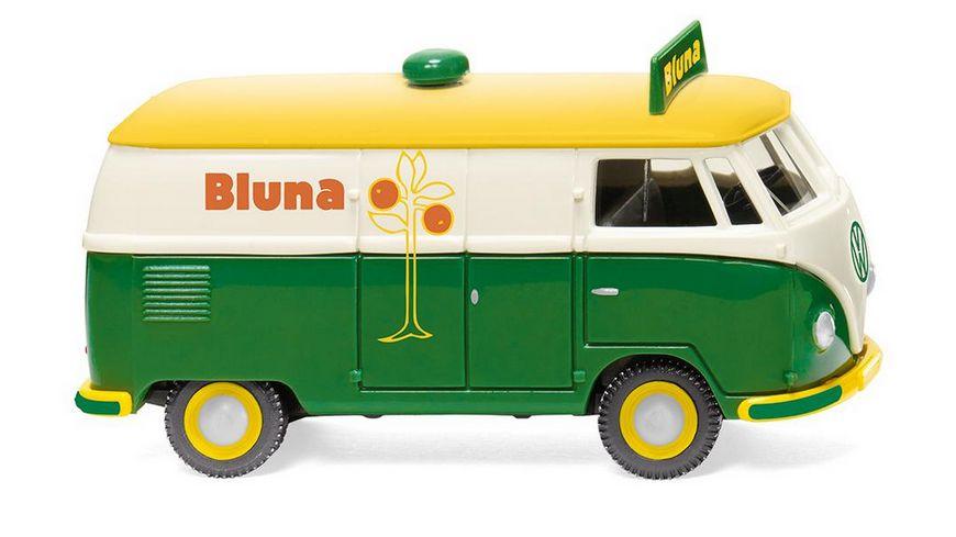 """WIKING 078814  VW T1 (Typ 2) Kastenwagen """"Bluna"""" 1:87"""