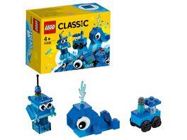 LEGO Classic 11006 Blaues Kreativ Set