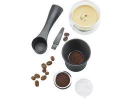 GEFU Kaffeekapseln Set Conscio 8 tlg