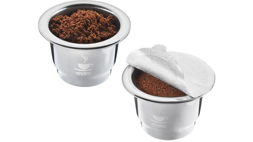 GEFU Kaffeekapseln Conscio 2 Stk
