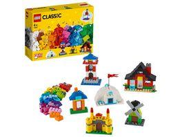 LEGO Classic 11008 LEGO Bausteine bunte Haeuser