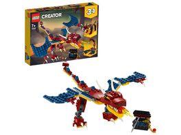 LEGO Creator 31102 Feuerdrache