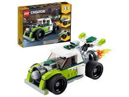 LEGO Creator 31103 Raketen Truck