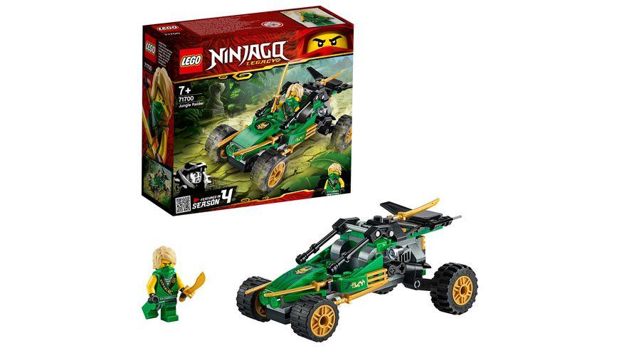 LEGO Ninjago - 71700 Lloyds Dschungelräuber