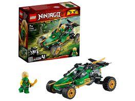 LEGO Ninjago 71700 Lloyds Dschungelraeuber