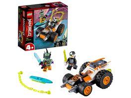 LEGO Ninjago 71706 Coles Speeder