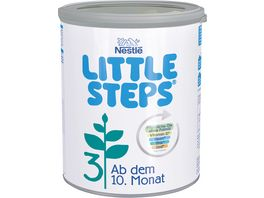 Nestle LITTLE STEPS 3 ab dem 10 Monat