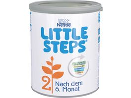 Nestle LITTLE STEPS 2 nach dem 6 Monat 800G
