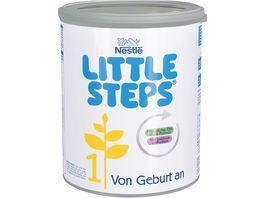 Nestle LITTLE STEPS 1 von Geburt an