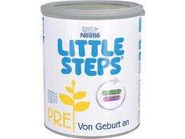 Nestle LITTLE STEPS Pre von Geburt an