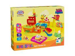 Mueller Toy Place Kuechen Set mit Softknete 45 Teile
