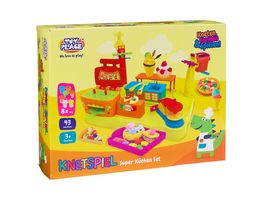 Mueller Toy Place Kuechen Set mit Softknete