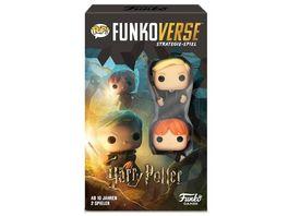 Funko POP Funkoverse Harry Potter 101 2 Pack Strategie Spiel