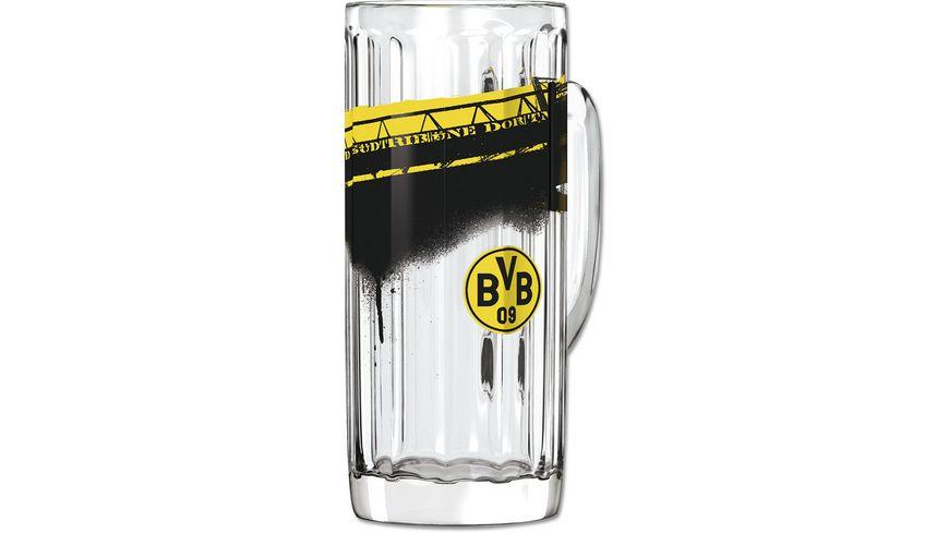 BVB Pilsglas mit Suedtribuene 0 5l