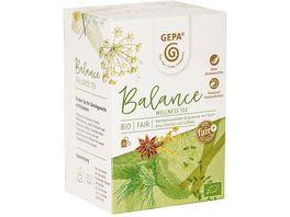 GEPA Balance Wellness Tee TB 20x2g