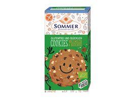 SOMMER Glutenfrei Cookies Vollmilch Haselnuss 125g