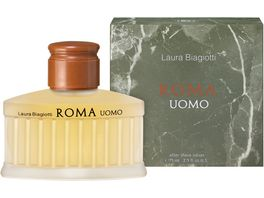 Laura Biagiotti Roma Uomo After Shave Lotion