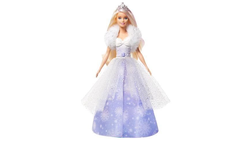 Mattel Barbie Dreamtopia Scheezauber Prinzessin