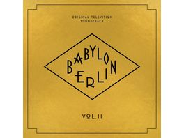 Babylon Berlin Vol 2 Orig Television Soundtrack