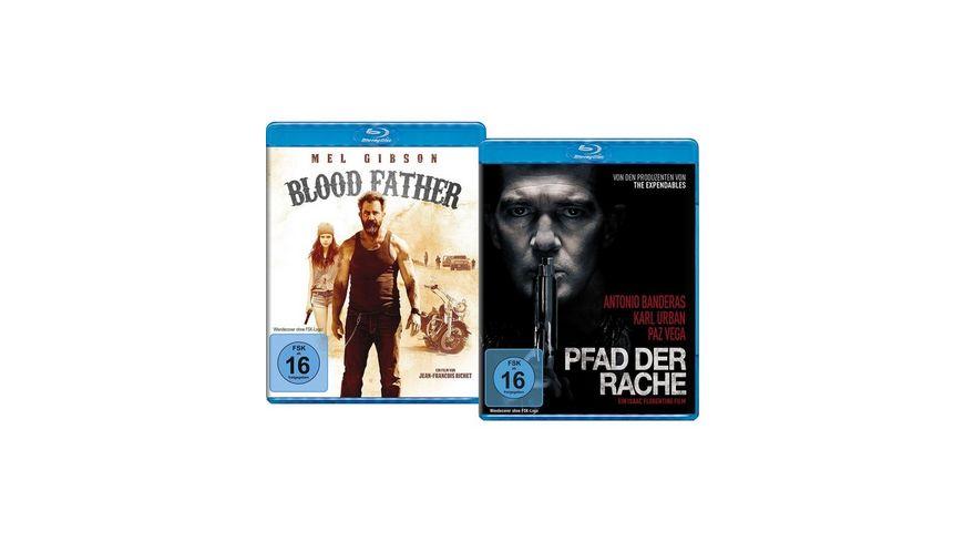 Bundle Blood Father Pfad der Rache LTD 2 BRs