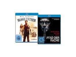 Bundle Blood Father Pfad der Rache LTD 2 BRs