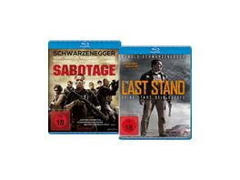Bundle Sabotage The Last Stand LTD 2 BRs