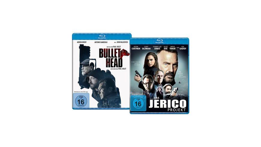 Bundle: Bullet Head / Das Jerico Projekt LTD.  [2 BRs]