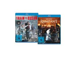 Bundle Train to Busan Rampant LTD 2 BRs