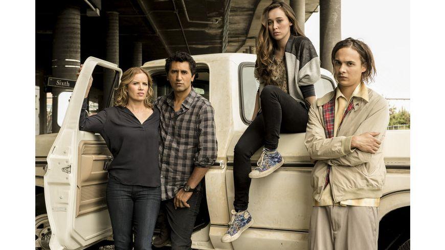 Bundle Fear the Walking Dead Staffel 1 2 LTD 6 BRs
