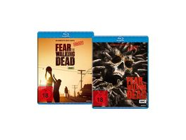 Bundle Fear the Walking Dead Staffel 1 2 LTD 6 BRs