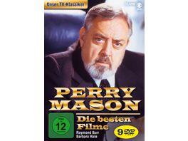 Perry Mason Die besten Filme 1 9 DVDs