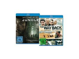 Bundle Jungle The Way Back LTD 2 BRs