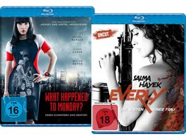 Bundle What Happened To Monday Everly LTD 2 BRs