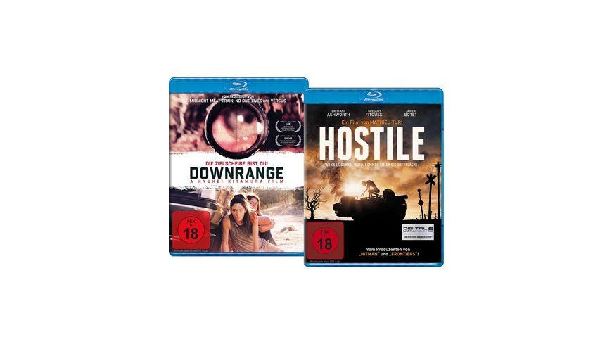 Bundle Downrage Hostile LTD 2 BRs