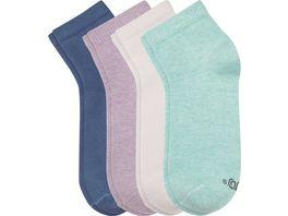 s Oliver Unisex Socken Uni 4er Pack