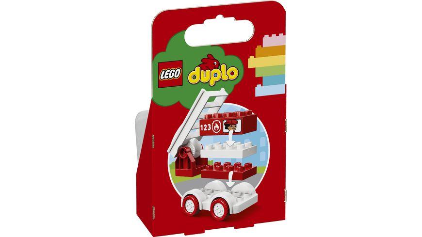 LEGO DUPLO 10917 Mein erstes Feuerwehrauto