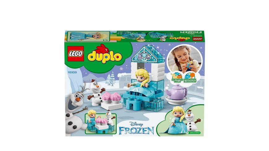 LEGO DUPLO 10920 Elsas und Olafs Eis Cafe