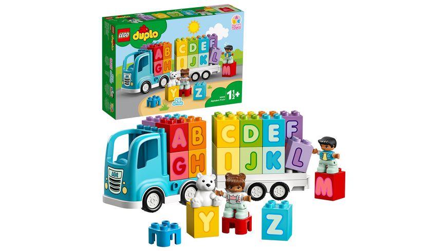 LEGO DUPLO 10915 Mein erster ABC Lastwagen