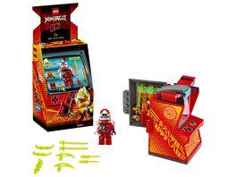LEGO Ninjago 71714 Avatar Kai Arcade Kapsel