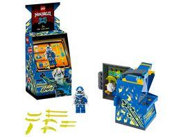 LEGO Ninjago 71715 Avatar Jay Arcade Kapsel