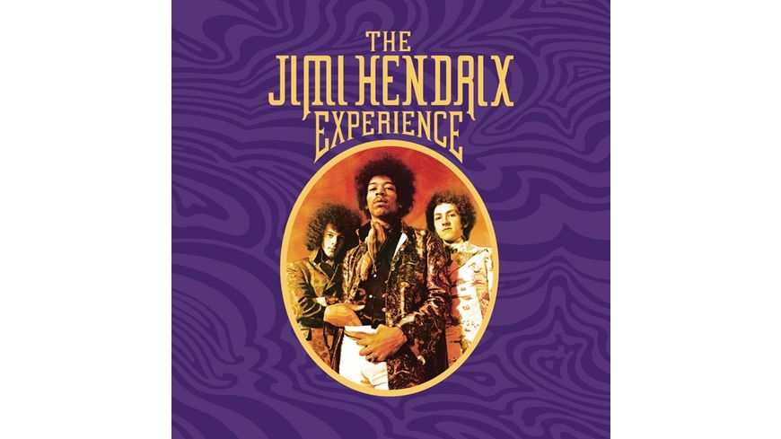 The Jimi Hendrix Experience 8 LP Vinyl Box Set