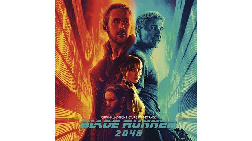Blade Runner 2049 Original Motion Picture Soundtr