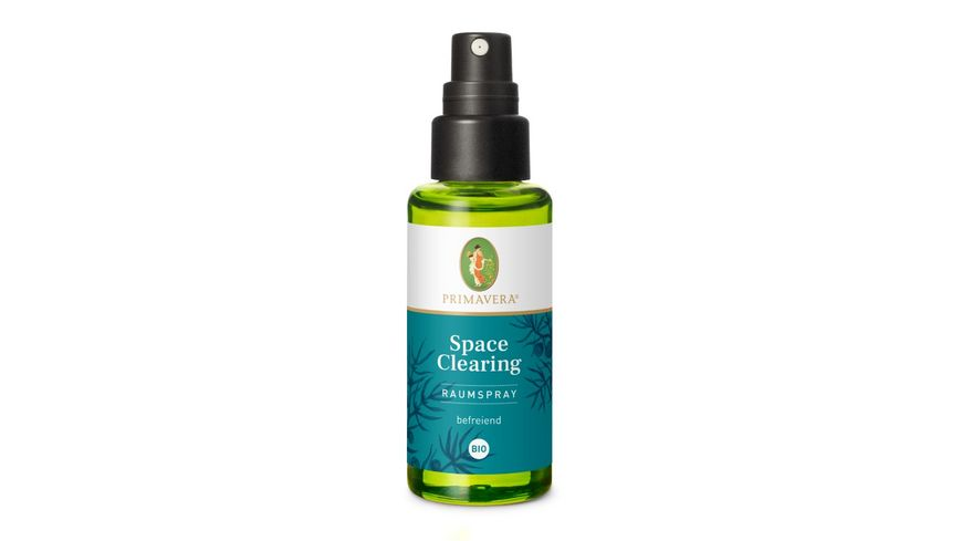 Primavera Raumspray Space Clearing bio
