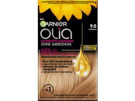 GARNIER Olia dauerhafte Haarfarbe 9 0 Hellblond